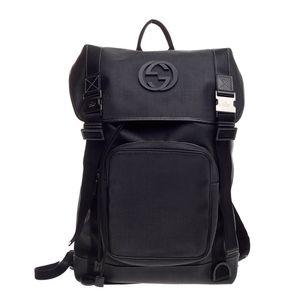 GUCCI Supreme Interlocking GG Large Backpack